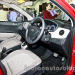 Hyundai Xcent cockpit image