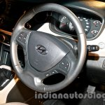 Hyundai Xcent controls image