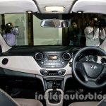 Hyundai Xcent dashboard image