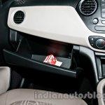 Hyundai Xcent dashboard passenger side image
