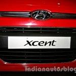 Hyundai Xcent grille image