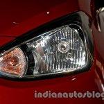 Hyundai Xcent headlamp image