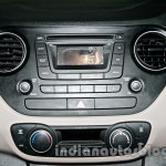 Hyundai Xcent music system image