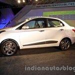 Hyundai Xcent side image