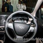 Hyundai Xcent steering wheel image
