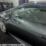 India preview Lamborghini Huracan door