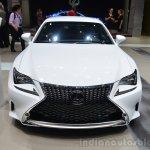 Lexus RC 350 F Sport at Geneva Motor Show