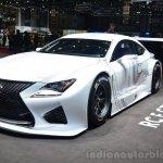 Lexus RC F GT3 concept front three quarters right
