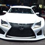 Lexus RC F GT3 concept front