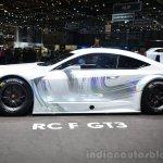 Lexus RC F GT3 concept side view