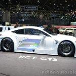 Lexus RC F GT3 concept side