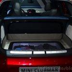 MINI Clubman concept boot - Geneva Live
