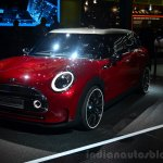 MINI Clubman concept front three quarter left - Geneva Live