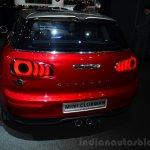 MINI Clubman concept rear - Geneva Live