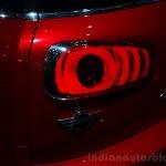 MINI Clubman concept taillight - Geneva Live