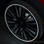 MINI Clubman concept wheel detail - Geneva Live