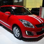 Maruti Swift Sergio Cellano 2014 Geneva front quarter
