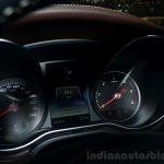 Mercedes-Benz V-Class instrument cluster - Geneva Live