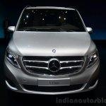 Mercedes-Benz V-Class nose - Geneva Live