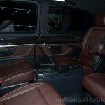 Mercedes-Benz V-Class seats - Geneva Live