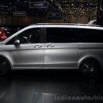 Mercedes-Benz V-Class side - Geneva Live