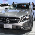 Mercedes GLA front three quarters at 2014 Bangkok Motor Show.JPG