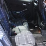Mercedes GLA rear seat at 2014 Bangkok Motor Show.JPG