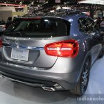 Mercedes GLA rear three quarters right at 2014 Bangkok Motor Show.JPG