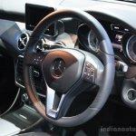 Mercedes GLA steering at 2014 Bangkok Motor Show.JPG