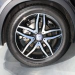 Mercedes GLA wheel at 2014 Bangkok Motor Show.JPG