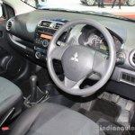 Mitsubishi Attrage 2014 Bangkok Motor Show dashboard