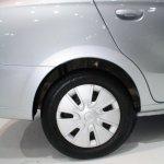 Mitsubishi Attrage 2014 Bangkok Motor Show wheel