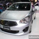 Mitsubishi Attrage 2014 Bangkok Motor Show