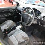 Mitsubishi Mirage 2014 Bangkok Motor Show dashboard