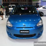 Mitsubishi Mirage 2014 Bangkok Motor Show front