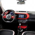 New Renault Twingo dashboard official image