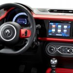 New Renault Twingo interior official image