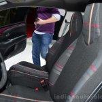 Peugeot 108 front seats at Geneva Motor Show