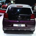 Peugeot 108 rear at Geneva Motor Show