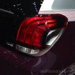 Peugeot 108 taillamp at Geneva Motor Show