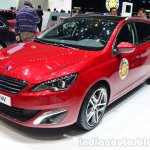 Peugeot 308 Station Wagon front three quarters