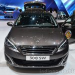 Peugeot 308 Station Wagon front
