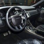 Range Rover Evoque Autobiography Dynamic dashboard at Geneva Motor Show 2014