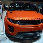 Range Rover Evoque Autobiography Dynamic front - Geneva Live
