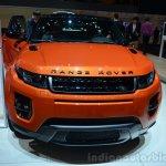 Range Rover Evoque Autobiography Dynamic nose - Geneva Live