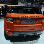 Range Rover Evoque Autobiography Dynamic rear - Geneva Live