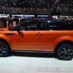 Range Rover Evoque Autobiography Dynamic side - Geneva Live