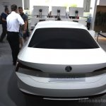 Skoda VisionC rear at 2014 Goodwood Festival of Speed