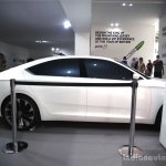 Skoda VisionC side at 2014 Goodwood Festival of Speed