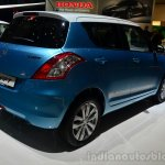 Suzuki Swift 4x4 Sergio Cellano 2014 Geneva rear quarter